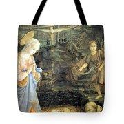 Lippi  Fra Filippo Painting Year1463 Tote Bag