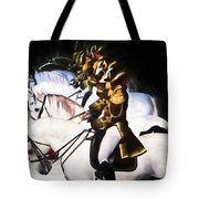 Lippizan Row Tote Bag