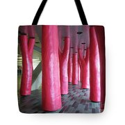 Lipstick Forest 2 Tote Bag