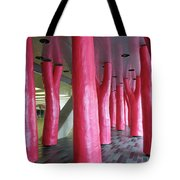 Lipstick Forest 3 Tote Bag