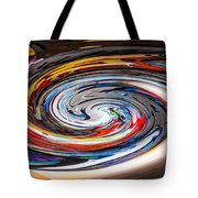 Liquefied Graffiti 4 Tote Bag