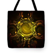 Liquid Aurora 1 Tote Bag