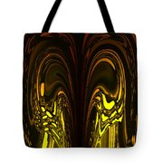 Liquid Aurora 5 Tote Bag