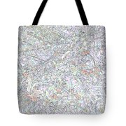 Liquid Biology Tote Bag by Eikoni Images