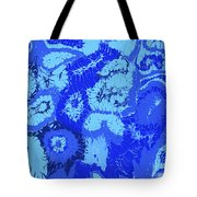 Liquid Blue Dream - V1cbs30 Tote Bag
