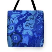 Liquid Blue Dream - V1lle30 Tote Bag