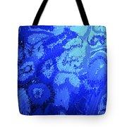 Liquid Blue Dream - V1lllt90 Tote Bag