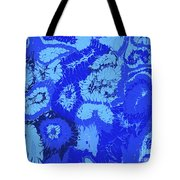Liquid Blue Dream - V1sl100 Tote Bag