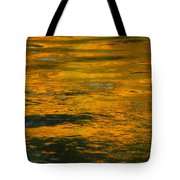 Liquid Fire Tote Bag