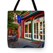 Liquid In Mobile Alabama Tote Bag