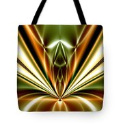 Liquid Reaction Tote Bag