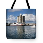Liquid Vegas Gambling Boat Tote Bag