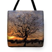 Liquified Tote Bag