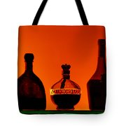 Liquor Still Life Tote Bag