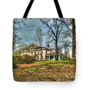 Liriodendron Mansion Tote Bag