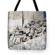 Lisbon 14 Tote Bag