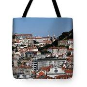 Lisbon 18 Tote Bag