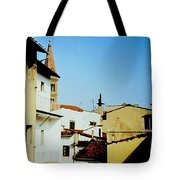 Lisbon Angles Tote Bag