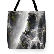Lisbon Falls, South Africa. Tote Bag