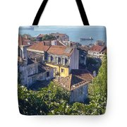 Lisbon Homes Tote Bag