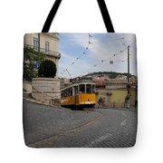 Lisbon Trolley 10 Tote Bag