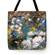 Listen To The River Tote Bag