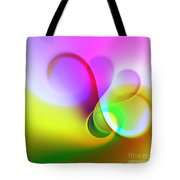 Listen To The Sound Of Colors -5- Tote Bag