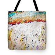 Listen To The Wind Speak Of Joy Tote Bag