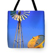 Listening Station Tote Bag