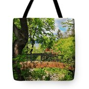 Lithia Park Bridge Tote Bag