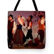 Lithuanian Folk Dance Tote Bag