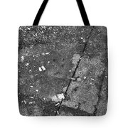 Littered Way Tote Bag