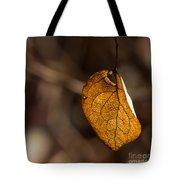 Little Autumn Leaf Tote Bag