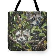 Little Bandits Tote Bag