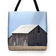 Little Barn On The Prairie  Tote Bag