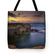 Little Bay North At 530 Tote Bag