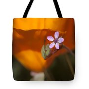 Little Beauty Tote Bag