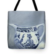 Little Blue Jug Tote Bag
