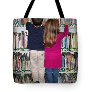 Little Bookworms Tote Bag