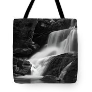Little Bradley Falls #3 Tote Bag