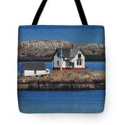 Little Brewster Island Tote Bag