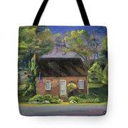 Little Brick House  Tote Bag