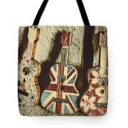 Little Britain, Big Sounds Tote Bag