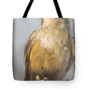 Little Brown Bird Tote Bag