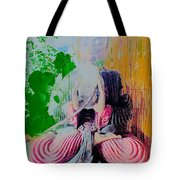 Little Buddha Tote Bag
