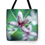 Little Buds Tote Bag