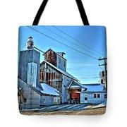 Little Cedar Co-op Tote Bag