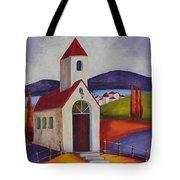 Little Chapel 1 Tote Bag