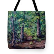 Little Clearing Tote Bag