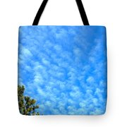 Little Clouds Tote Bag